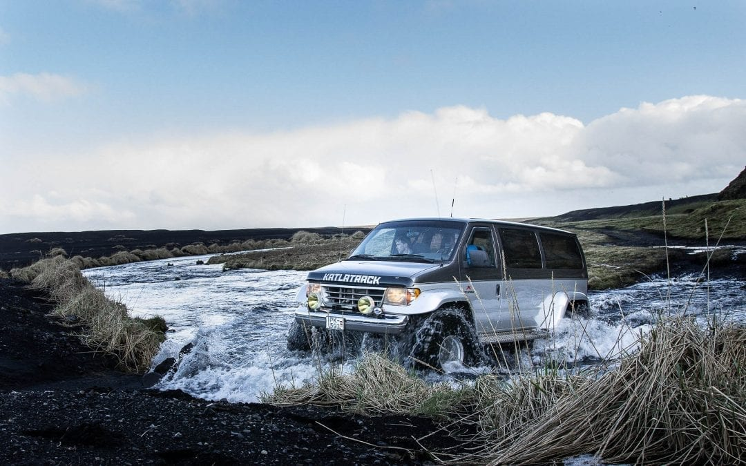 We cross all kinds of terrain to get you to the best offbeat locations in Iceland
