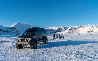 Super Jeep Tours in Iceland
