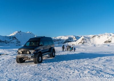 South Coast and Ice Cave Tour – Reykjavik